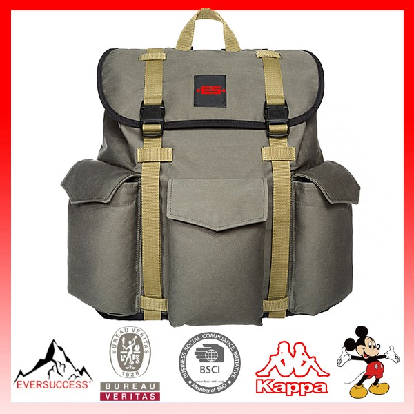 mother care and baby products,grey backpack diaper bag-HCDP0045