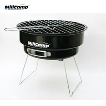 Outdoor camping bbq grill bbq oven bbq charcoal