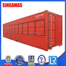 High Quality Cap Fireproof Portable And Foldable Container House