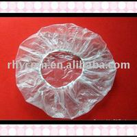 Comfortable PE Shower Cap
