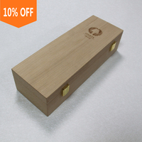 Free Sample hot sale high quality luxury wooden wine box