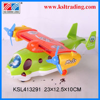 good quality and fashionable design plastic model scale plane