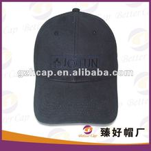 any panton color embroidery cotton caps and hats guangzhou