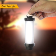 fishing equipment multi-function torch abs material led tent camping lantern portable led light bar led diving torch with usb