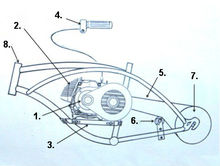4 stroke bicycle engine kit