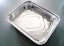 Aluminum Foil Tray For Food Packing
