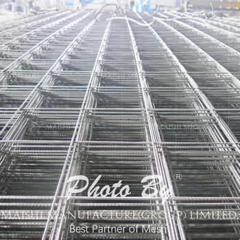 concrete reinforcement welded wire mesh