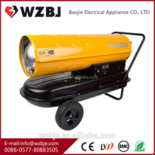 industrial portable diesel air heaters kerosene heater 30kw with high quality