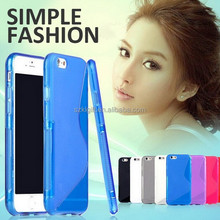 Fashion Colorful Tpu Pc Cell Phone Case For Iphone Case