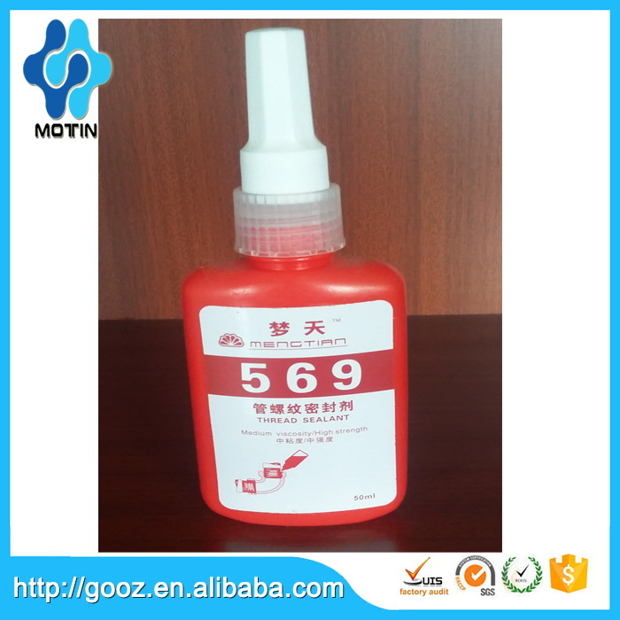 Motin 569 anaerobic pipe thread sealants 50 ml