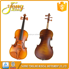 (TL001-2B AF) Tongling Musical Instrument OEM Violin And Violin Bow Case