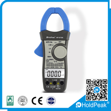 DC/AC current Power Clamp Meter Digital Multimeter