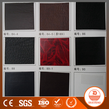 Soft none cloth artificial cover leather for making box