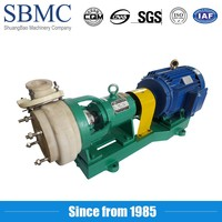 PTFE material sanitary self priming centrifugal pump