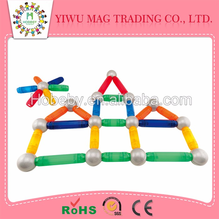 Accept custom order education magnetic toys and magnetic floating plastics toy