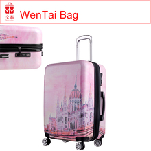 Comfortable spin wheel Comfortablespin wheel hello kitty trolley luggage