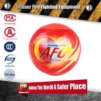 Online top selling ABC powder fire ball fire extinguisher ball Manufacturer OEM