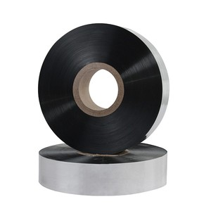Flexible duct Material Metalized PET, Metallised PET MPET Metallized PET film for flexible duct