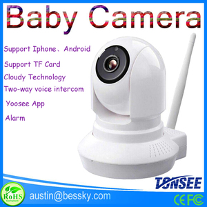 hot selling on alibaba wifi baby monitor GM8135+1035 1.3MP low cost manufacturing ideas