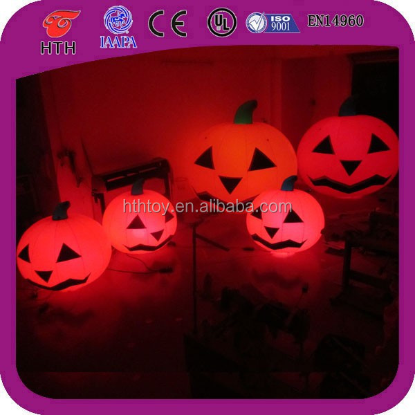 Giant Halloween decoration inflatable pumpkin for sale
