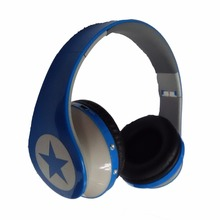 Factory price OEM design popular portable foldable cheap stereo bluetooth headsets