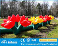 2017 popular wedding decorative inflatable flowers