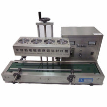 Aluminum Foil Top Seal Induction Machine