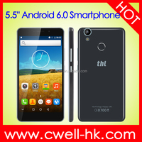 china brand phone THL T9 5.5 Inch Touch Screen 4G LTE Android 6.0 Smartphone