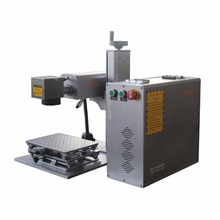 automark marking systems stainless steel fiber laser marking machine