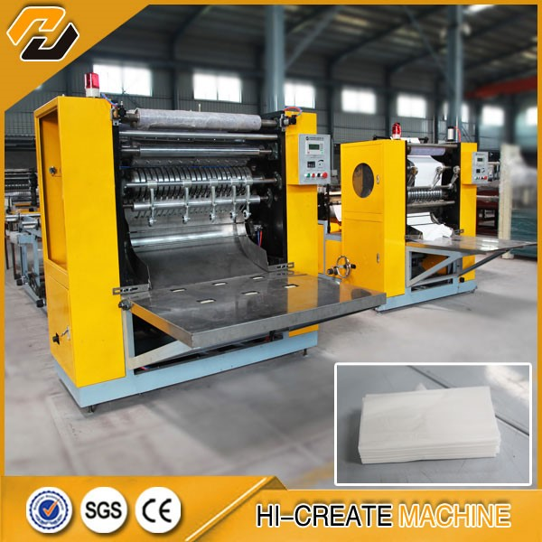 Baby Auto hand Towel paper cutting Machine turn key project service
