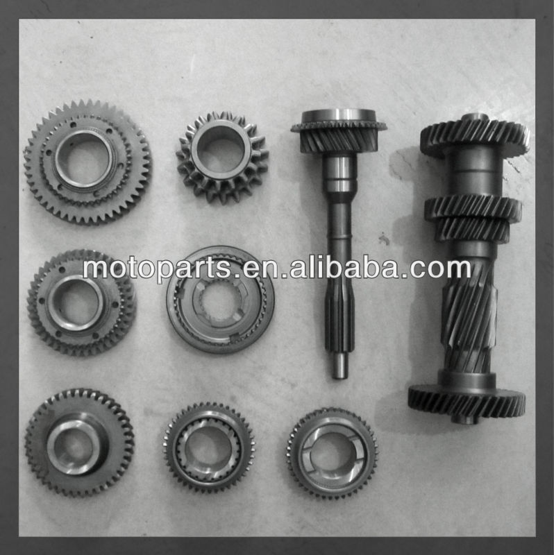 gear for volga auto spare parts