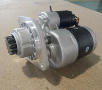 (12V/2.7KW/10T) Magneton Starter Motor For Aveling Barford,Barber Greene,Case International 9142765