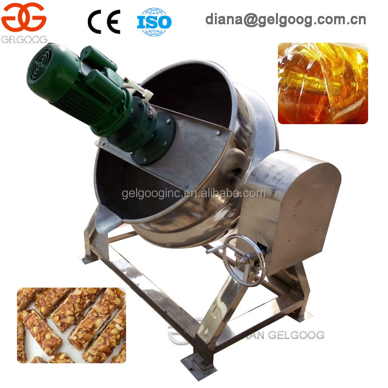Industrial Syrup Cooking Pot