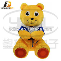 New intelligent talking toy/music plush toy/dancing toy