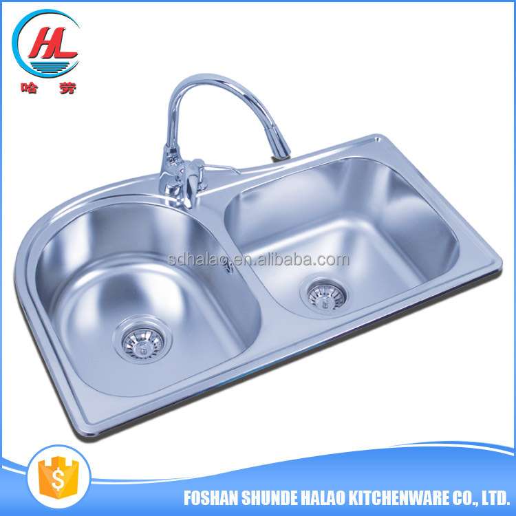 China factory wholesale stainless steel sinks guangdong water sink