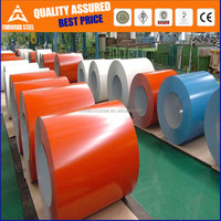 color coated steel coils and sheets with excellent quality for building material/galvanized steel coil for roofing sheet/g350