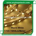 EXW Price DC24V 75LEDs/meter white flexible SMD 5630 Led Strip