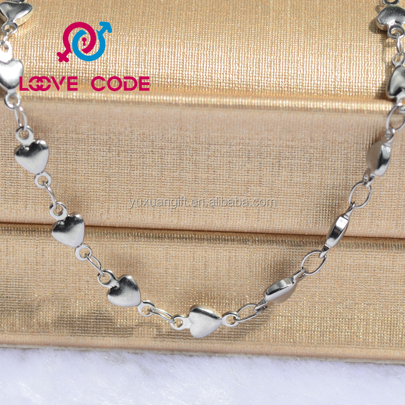 High quality fashion stainless steel chain necklace