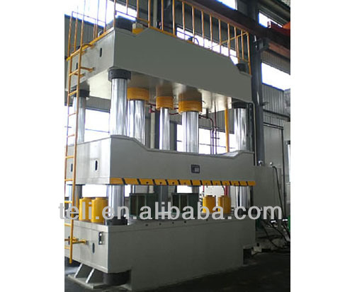4 column hydraulic press:Y32 series,Y27 series,Y28 series