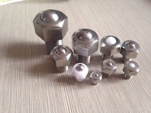 The Stainless Steel Ball Transfers - Hex Head Screw Type BCHL/BCHLJ/BCHLJJ