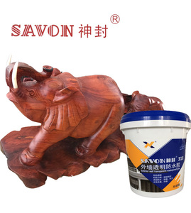 Exterior wall paint Acrylic Polymer Waterproof Transparent Coating Varnish For Wooden Craft