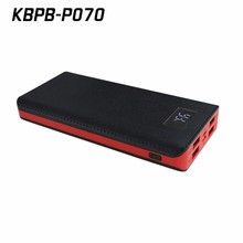 Outdoor wholesale mobile charger 20800mah super high capacity let phone never die