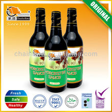 High quality worcester sauce 500ml custom soy sauce