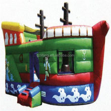 Contemporary professional plastic slide and swing set