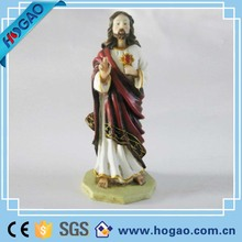Religious Church Ornament Jesus Resin Statues for Sale