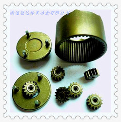 small sintered Spur gear by powder metallurgy