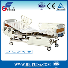 Five function bed electric home care bed