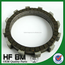 OEM Clutch plate RX100 ,motorcycle Clutch disc RX100,low price RX100 motorcycle Clutch fiber HF!