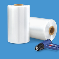 Standard Polyolefin Shrink Film Rolls For