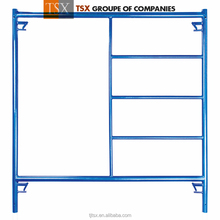TSX-SF21007 walk through ladder /moving ladder scaffolding h frame Sale to Dubai